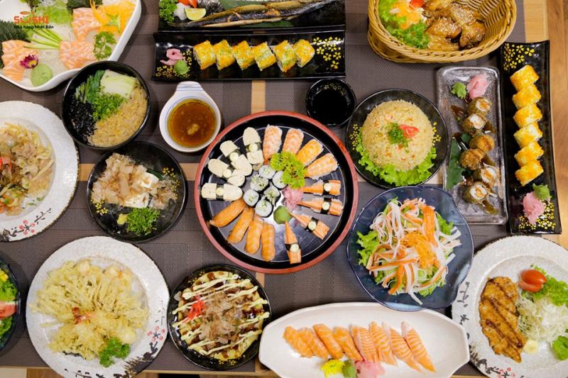 Sushi Kei - Cao Thắng