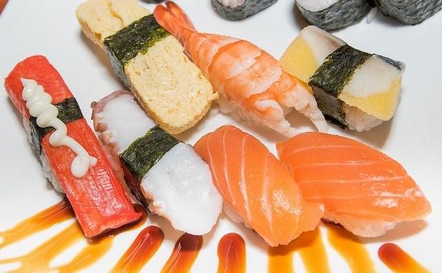 Các món ăn tại Sushi Moon đều đảm bảo hợp vệ sinh