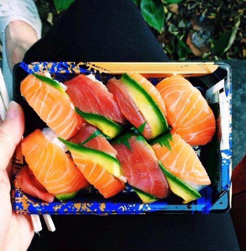 Đồ ăn Hàn Nhật
