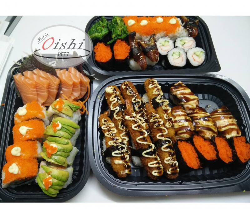 Sushi Oishi - Take Away & Delivery Sushi