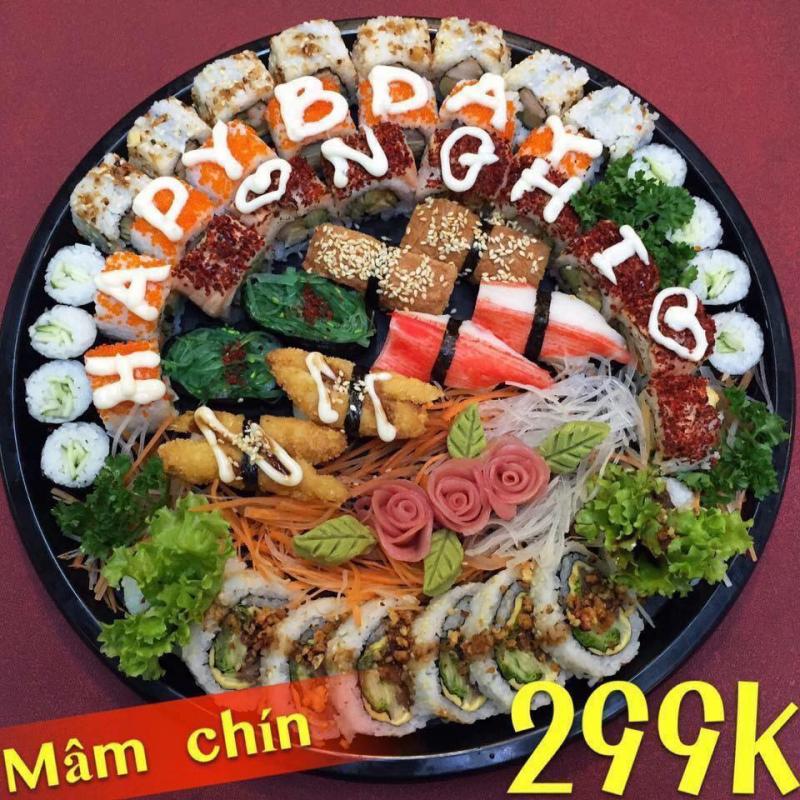 Sushi Phước Ngư Đông Hải