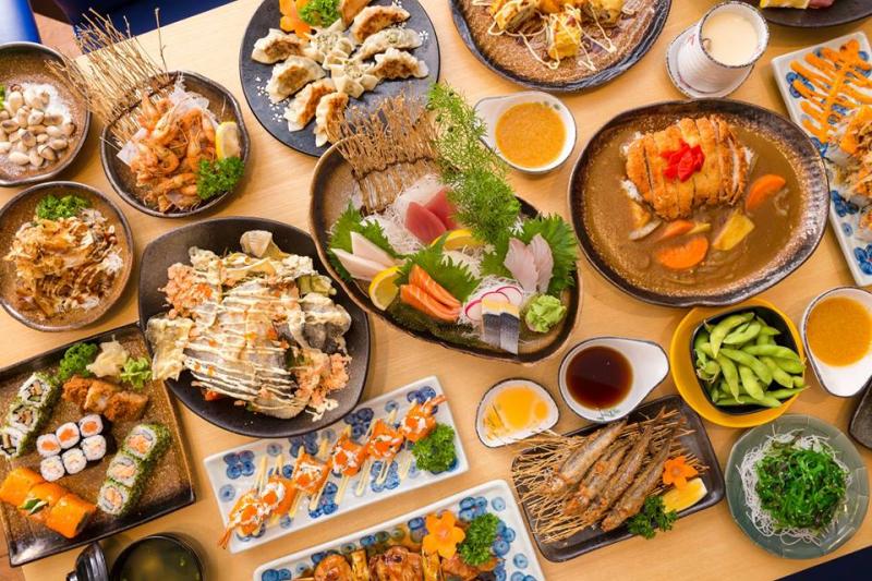 Sushi Tei – Đông Du