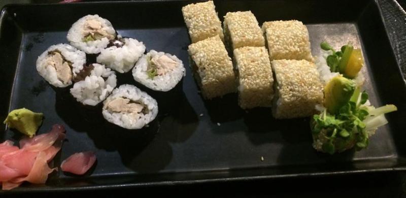 nhà hàng Sushi To