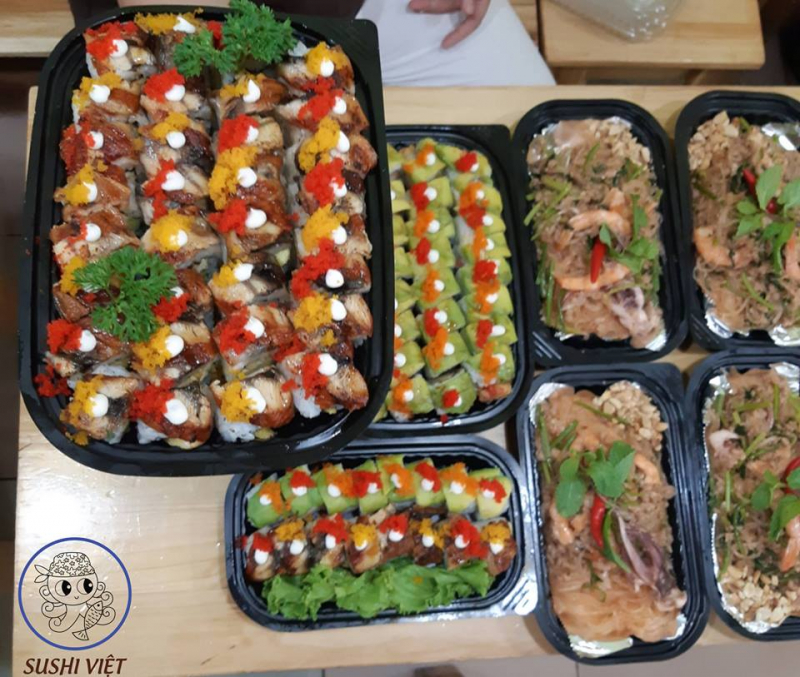 Sushi Việt