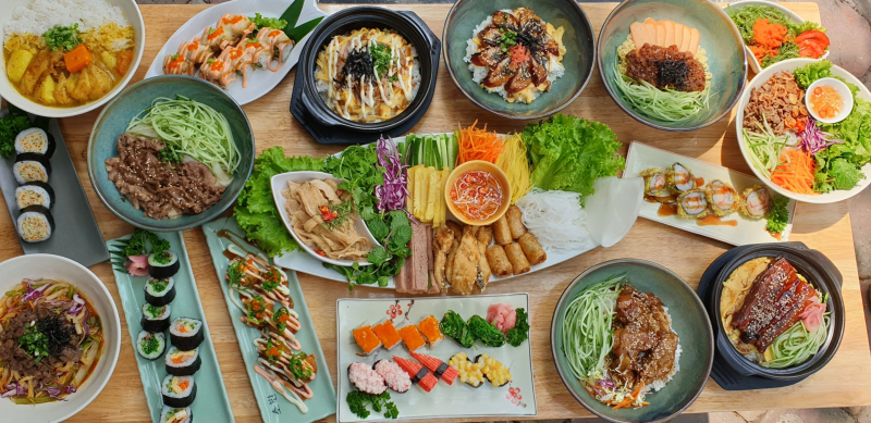 Sushi Việt - Tô Hiệu
