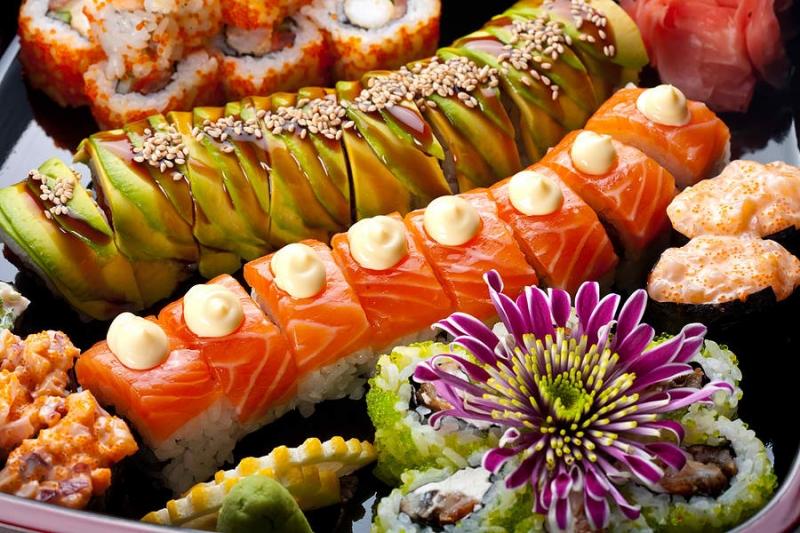 Sushi chính là niềm tự hào của Sushi World