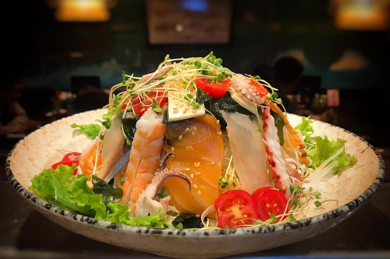 Sushibar - Nhà Hàng Nhật Bản