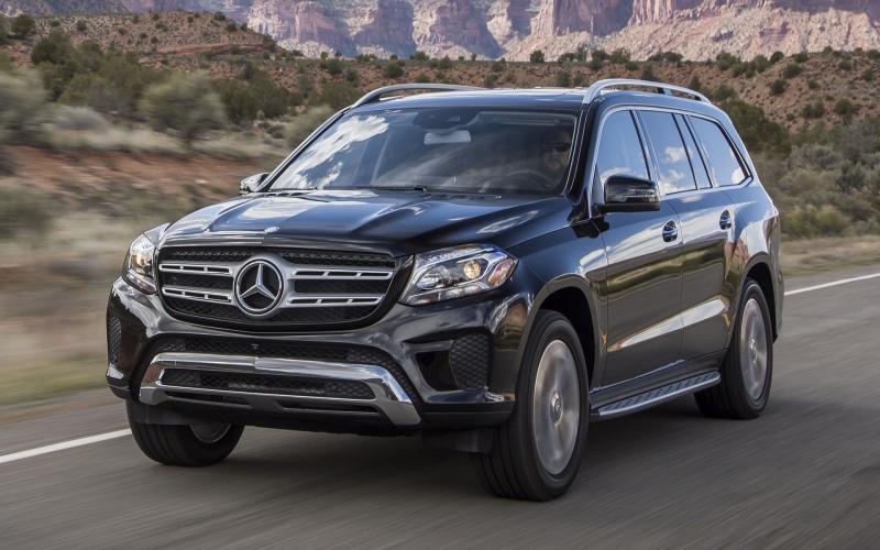 SUV cỡ lớn tốt nhất: Mercedes GLS 450