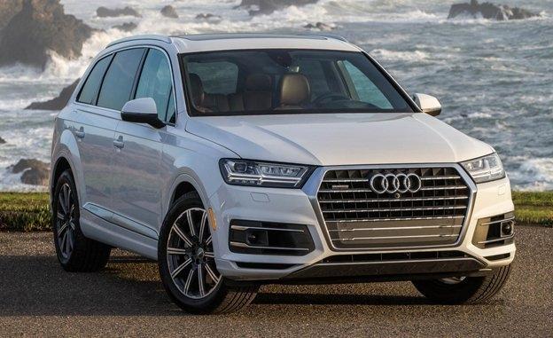SUV hạng sang cỡ trung tốt nhất: Audi Q7
