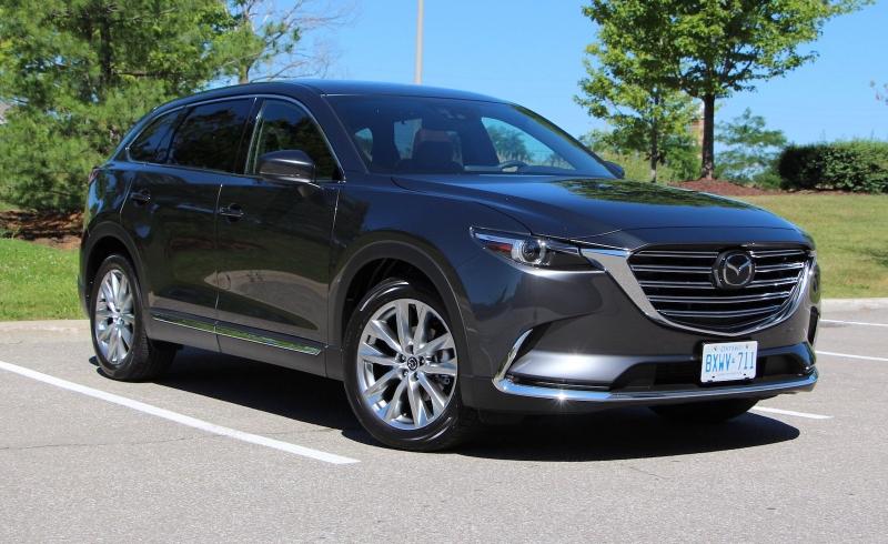 SUV hạng trung tốt nhất: Mazda CX-9