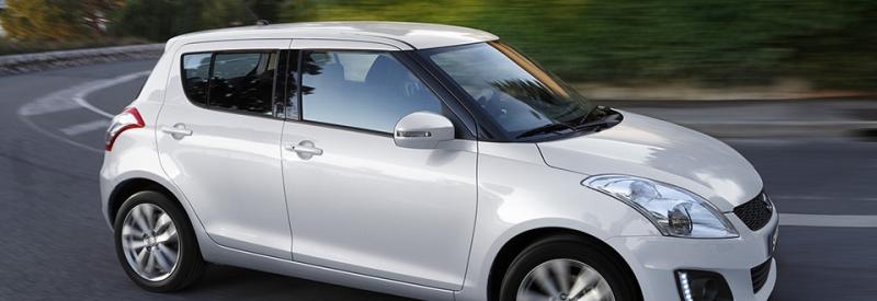 Swift - mẫu xe giá rẻ cỡ nhỏ ăn khách của Suzuki