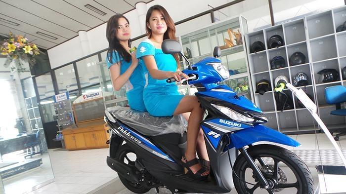 Suzuki Address 110 là một trong những loại xe tay ga được rất nhiều chị em lựa chọn