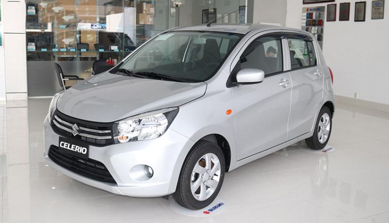 Suzuki Celerio | Giá: 329 - 359 triệu đồng