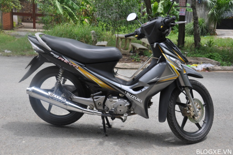 Suzuki Revo cũ – Giá: 8.000.000 VND