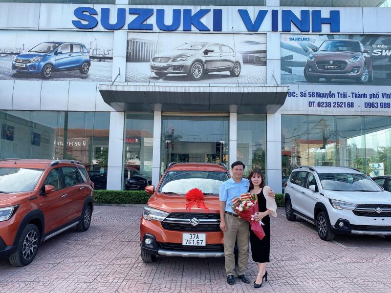 Suzuki Vinh