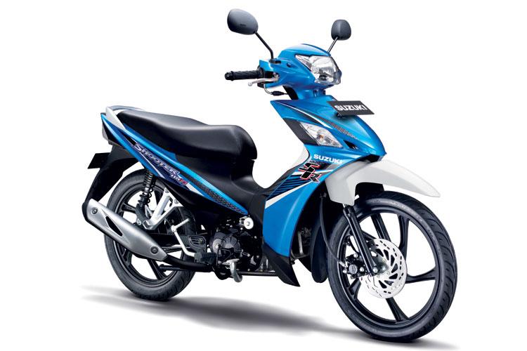 Suzuki Viva 115 FI 2021