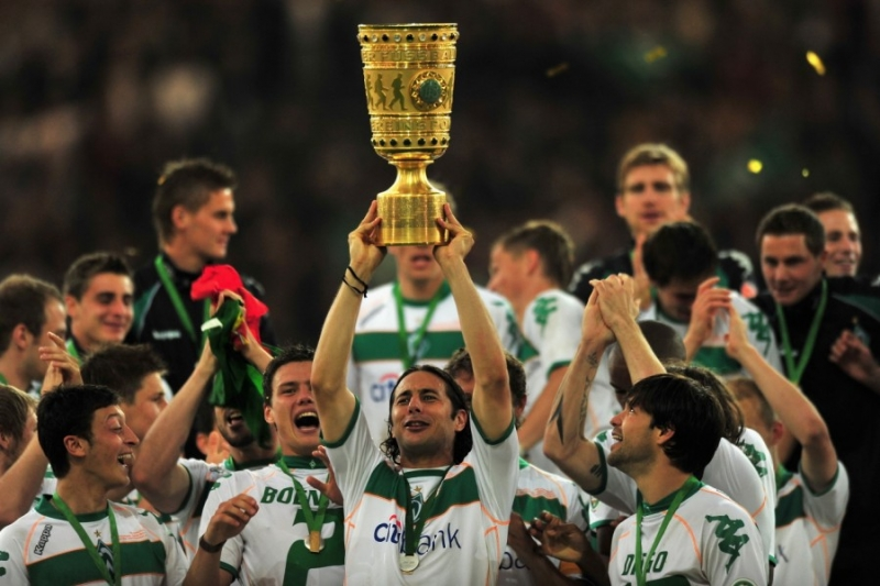 Wender Bremen vô địch năm 2009