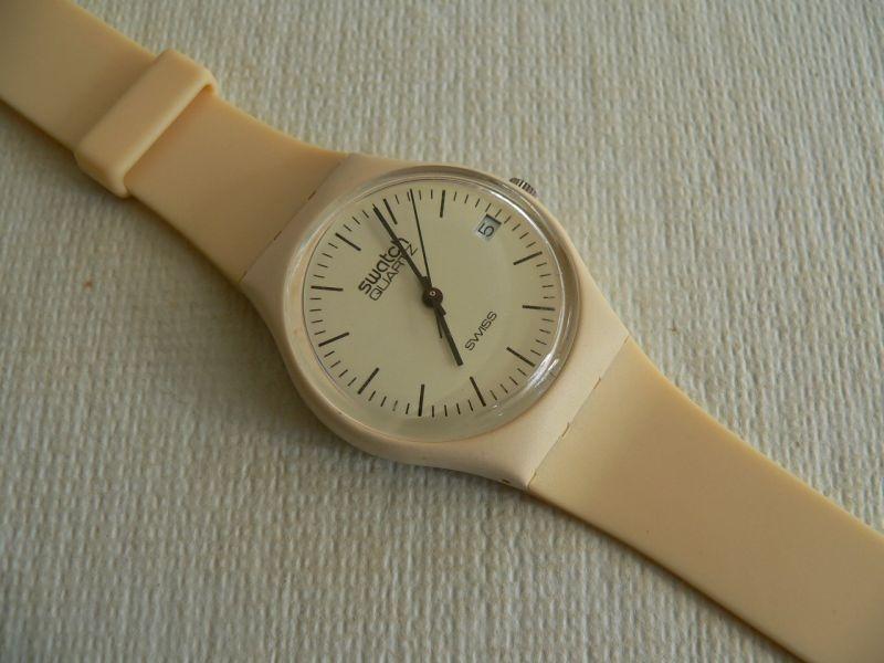 Đồng hồ Swatch  ra đời vào năm 1983