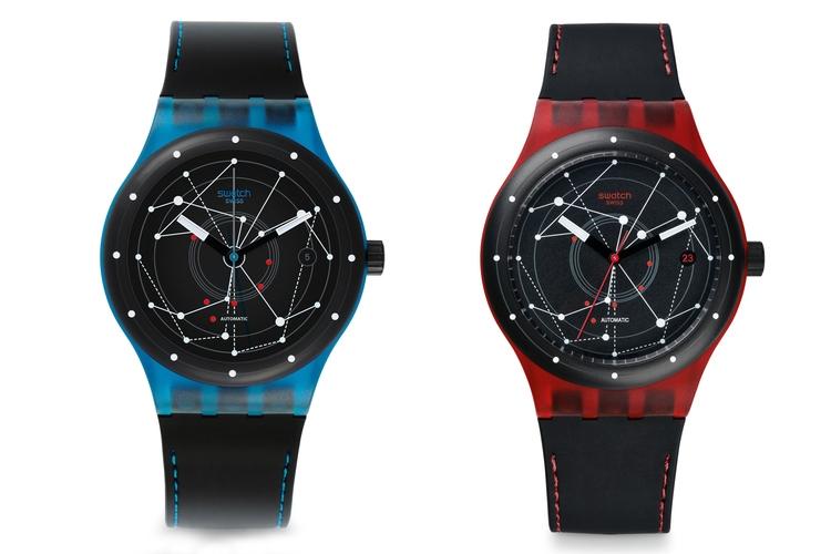Kiểu dáng trẻ trung, năng động là điểm thu hút của hãng đồng hồ này