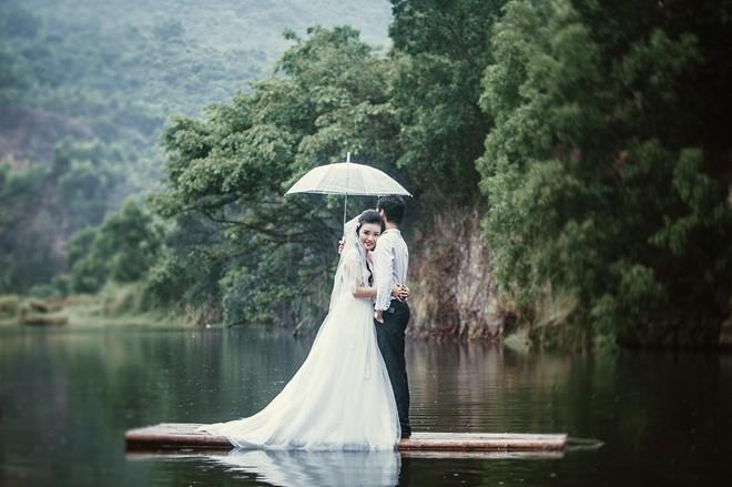 Ảnh cưới giúp lưu giữ những khoảnh khắc đẹp nhất