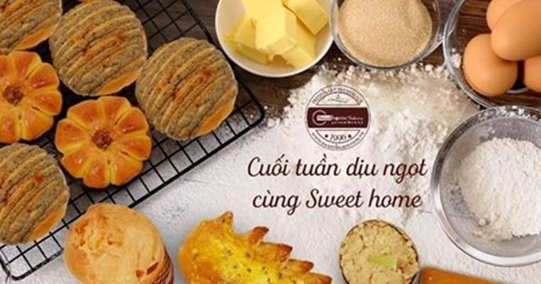 Bánh mì lạt Sweethome Bakery