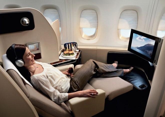 Virgin Atlantic của Anh cạnh tranh mạnh mẽ với Swiss Air trong chặng bay New York – Singapore