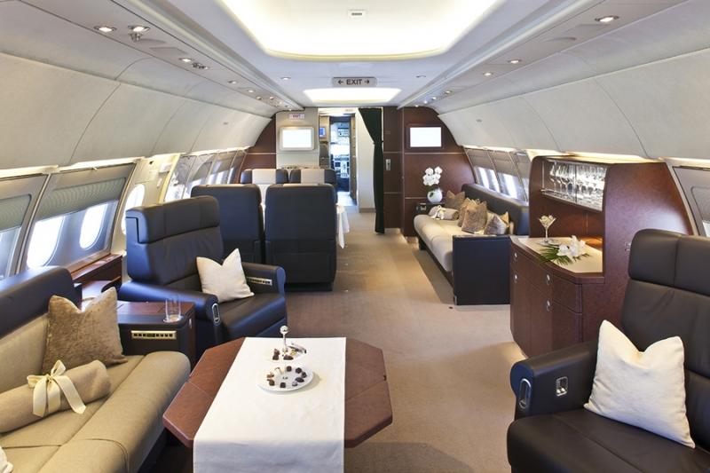 Swiss International AirLines là hãng hàng không với tuổi đời khá trẻ