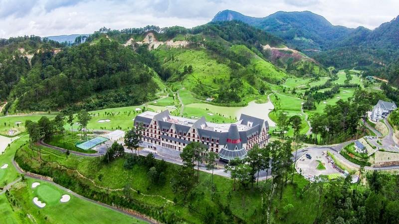 Top 15 resort view Hồ Tuyền Lâm, làng Châu Âu giá rẻ nhất tại Đà Lạt