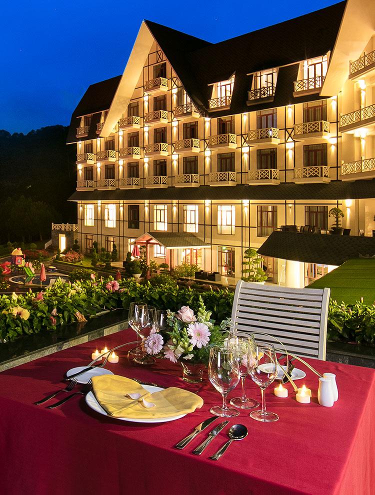 Swiss-Belresort Tuyền Lâm