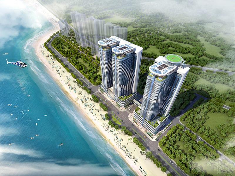 Tổng quan dự án Swisstouches La Luna Resort Nha Trang