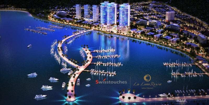 Swisstouches La Luna Resort Nha Trang