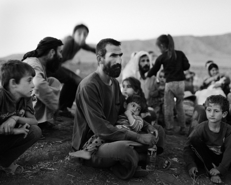 Nội chiến khiến cho nhiều người ở Syria buộc phải rời bỏ đất nước tìm nơi bình yên (Nguồn: Sưu tầm)