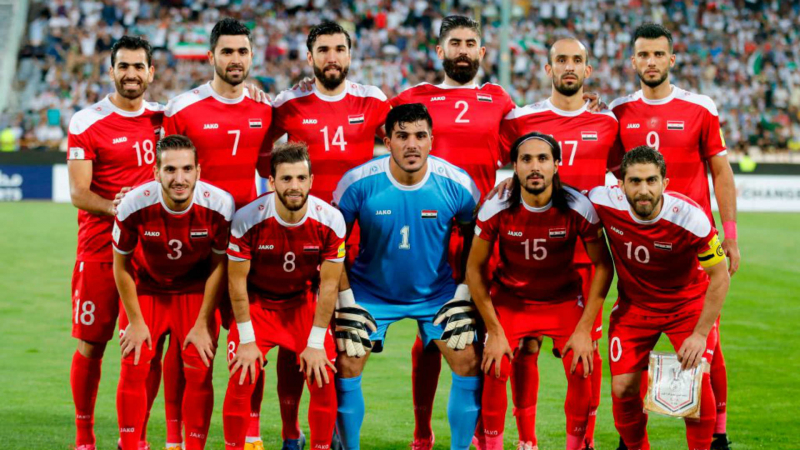 Đội tuyển Syria
