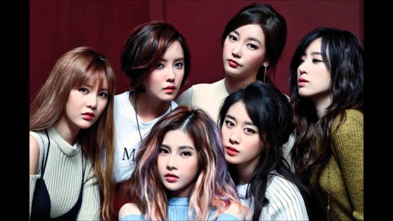 Cả 6 thành viên đều mang vẻ đẹp riêng biệt, vô cùng thu hút ánh nhìn.