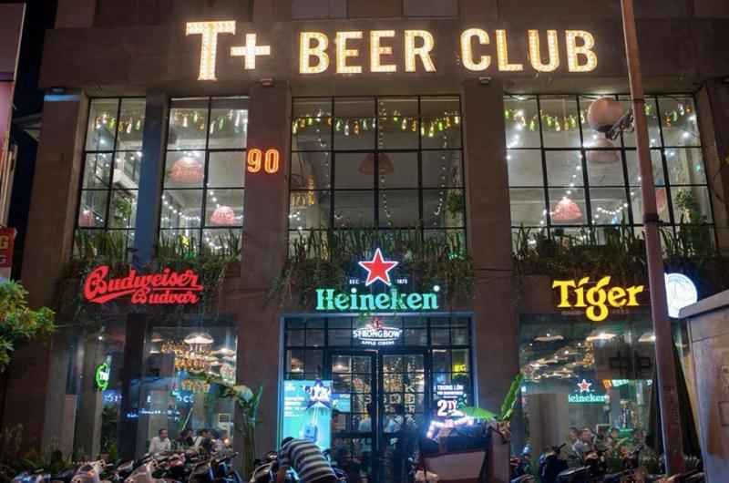T+ Beer đường Láng