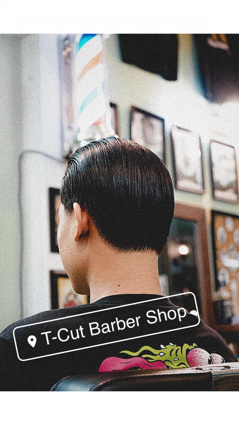 T-Cut Barber Shop
