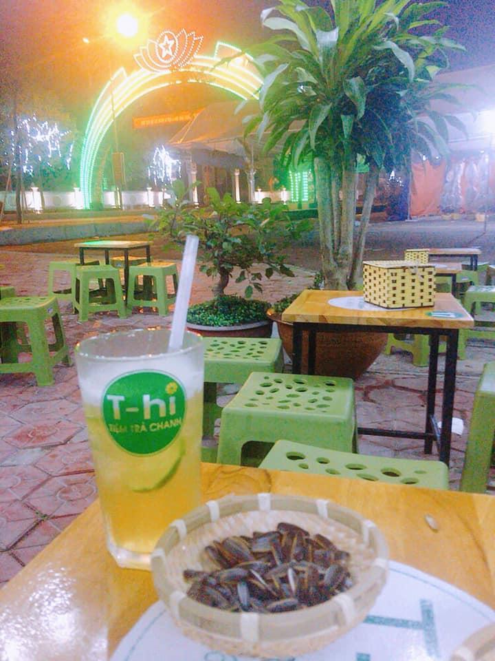 T-hi Tiệm Trà Chanh - Chí Linh