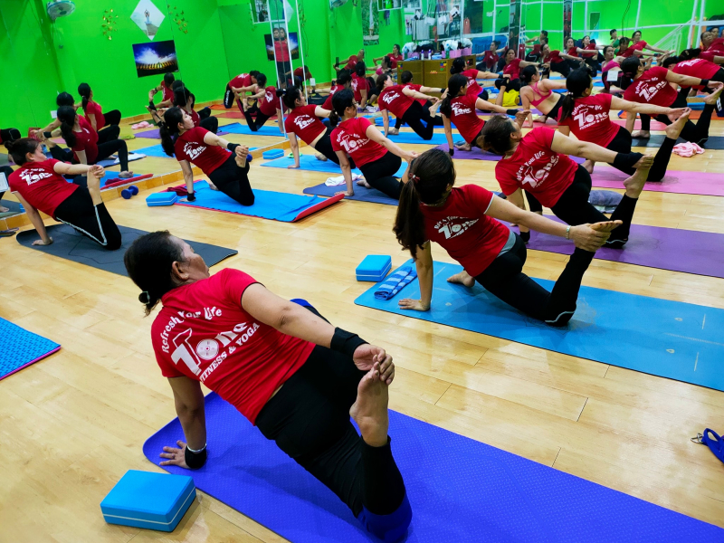 T-ONE Fitness & Yoga