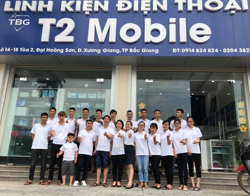 T2 Mobile TP Bắc Giang