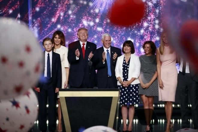 T5/2016: Donald Trump là ứng viên duy nhất của đảng Cộng hòa tranh cử tổng thống Mỹ