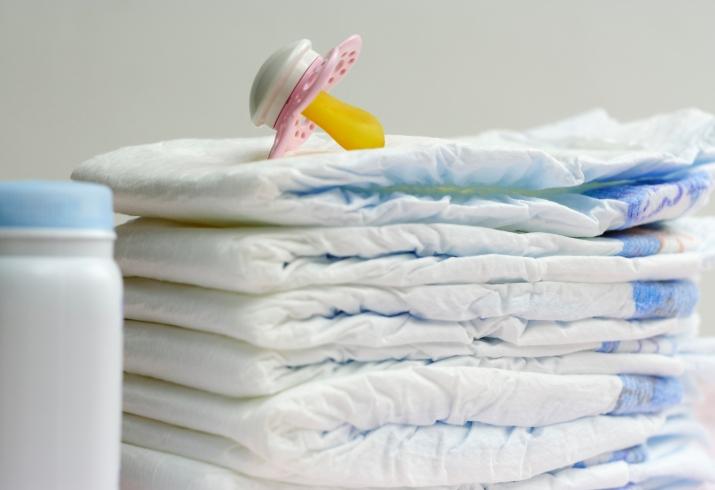 bạn nên chọn loại chất lượng tốt để tránh các vấn đề về da nhạy cảm của trẻ sơ sinh.