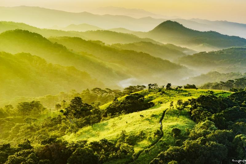 Cung đường Tà Năng - Phan Dũng