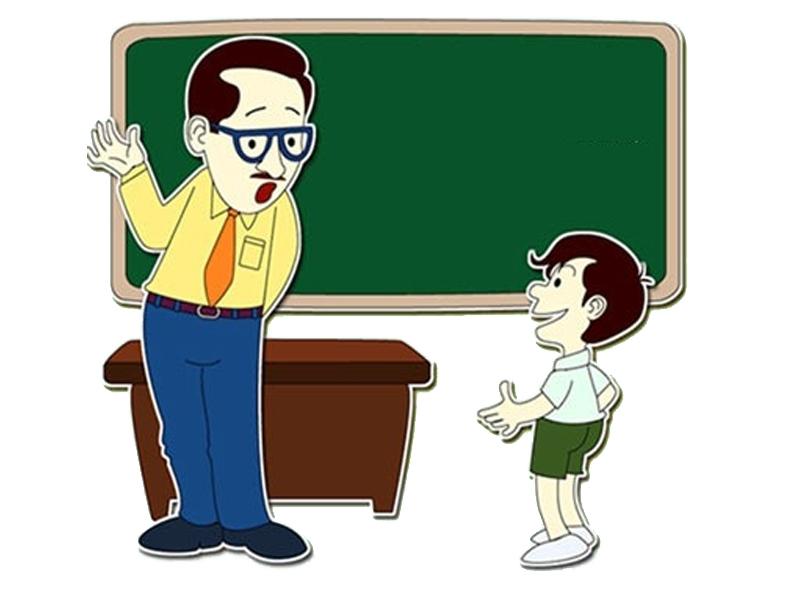 Tả thầy giáo