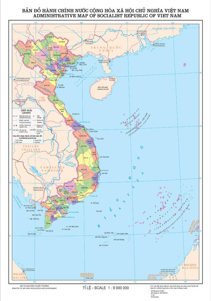 Bản đồ giúp chúng em dễ tìm hiểu về đất nước Việt Nam thân yêu của mình.