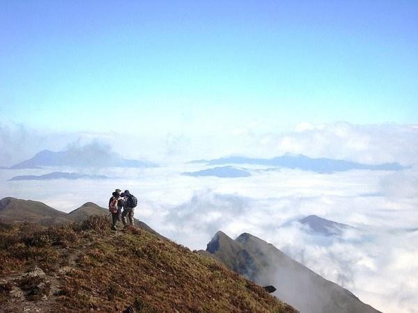 Trên đỉnh Tà Xùa