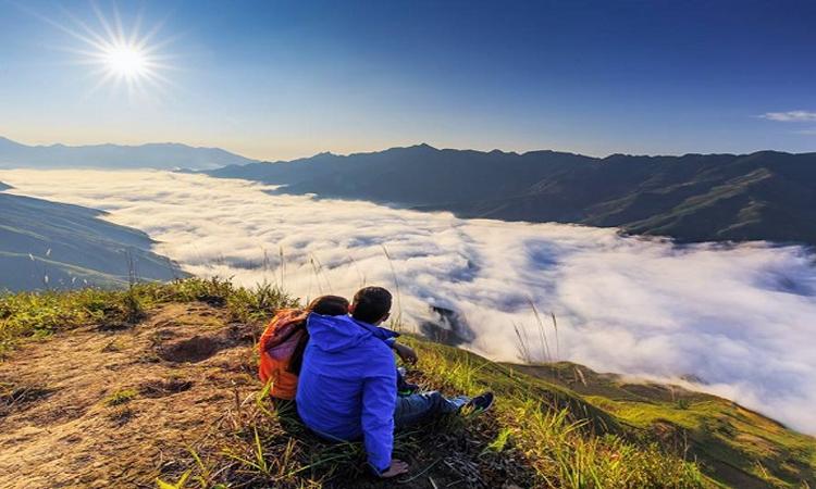 Phượt Tà Xua cùng người yêu là trải nghiệm hết sức tuyệt vời