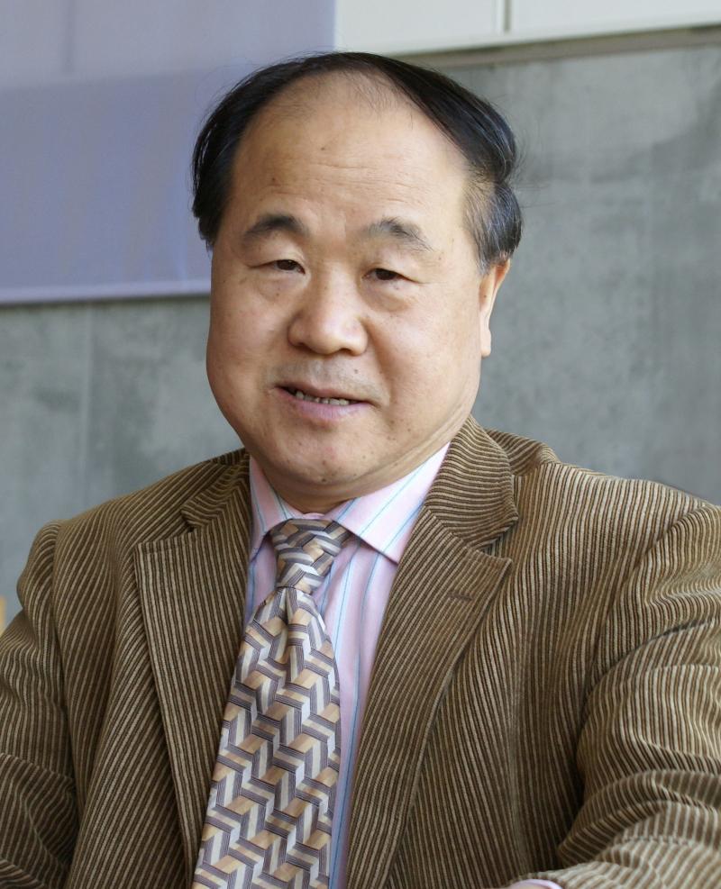 Tiểu thuyết gia Mạc Ngôn có đóng góp lớn cho văn học Trung Quốc
