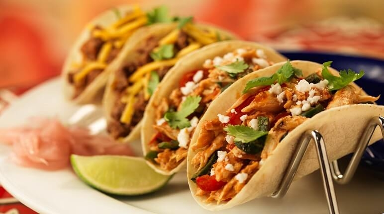 Taco Ngon - Ẩm Thực Mexico