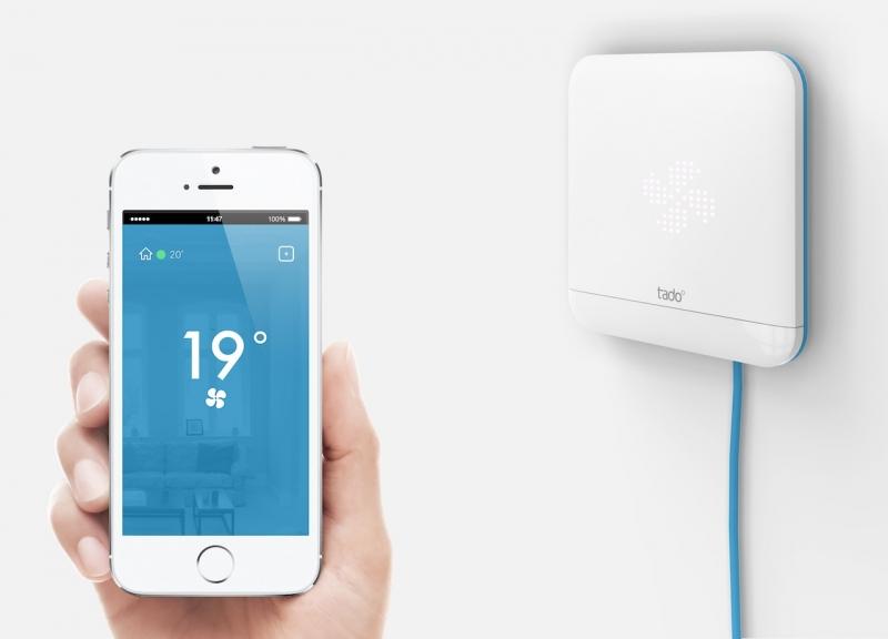 Thiết bị điều chỉnh nhiệt độ Tado Cooling
