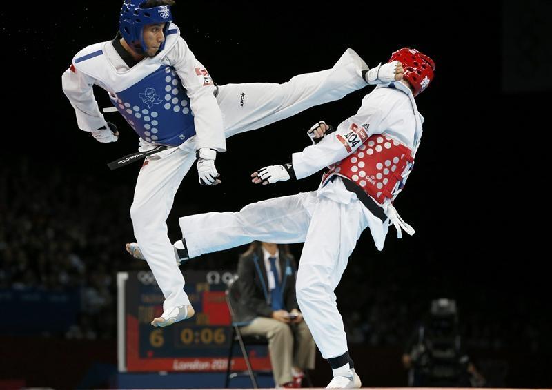 Môn võ tự vệ tốt nhất Taekwondo